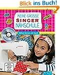 Meine gro�e SINGER N�hschule (mit DVD...