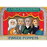 Great Philosophers Finger Puppet Set