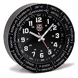 (ルミノックス) LUMINOX ルミノックス 時計 メンズ/レディース LUMINOX LWAC.B トラベル アラームクロック 置き時計 ウォッチ ブラック[並行輸入品]