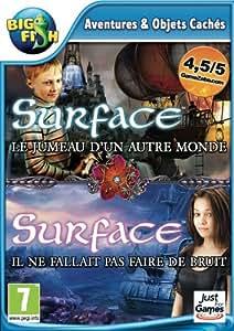 Surface : le Jumeau de l'autre Monde + Surface : Il ne fallait pas faire de Bruit