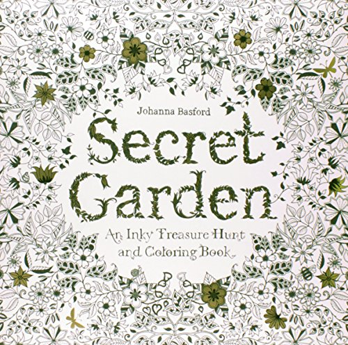 Secret Garden: An Inky Treasure Hunt And Coloring Book PDF Free Download -  Download Read PDF Ebook Online - Ebooksyhmmxg