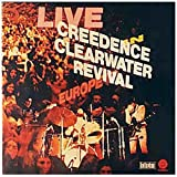 echange, troc Creedence Clearwater Revival - Live In Europe