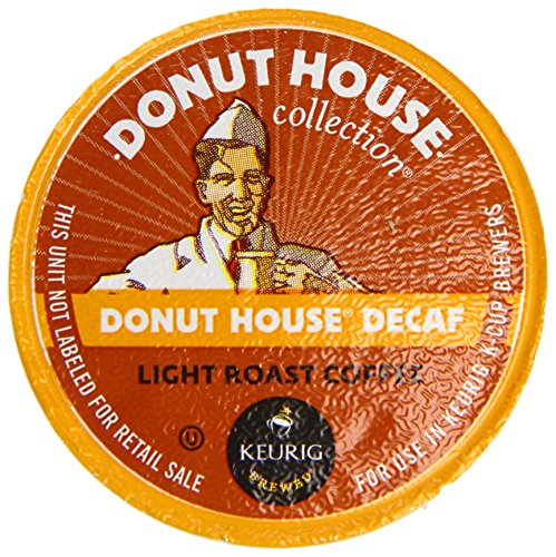 Keurig, Donut House Collection, Donut House Decaf, K-Cup Packs, 72 Count front-570708