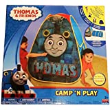 Thomas The Train Camp N Play Hideaway Tent