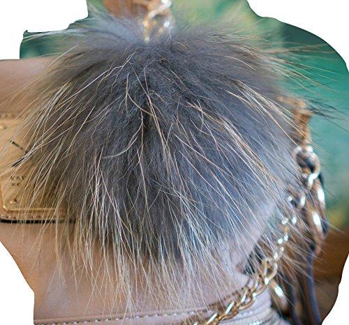 3-for-2-sale-18cm-orchid-grey-massive-soft-fluffy-raccoon-fur-pompoms-big-designer-real-quality-fur-