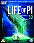 Life of Pi (Blu-ray 3D + Blu-ray + UV...