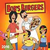 20th Century Fox Bob's Burgers 2016 Wall Calendar