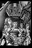 Cómic Capitán Leo-Versión Blanco y Negro