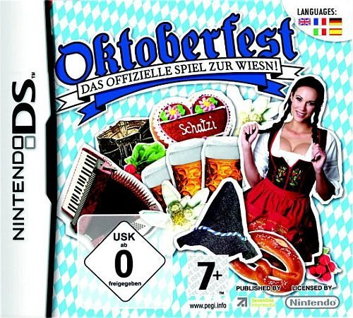 Oktoberfest The Official Game (Nintendo DS) - 1