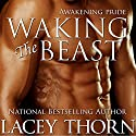 Waking the Beast: Awakening Pride Series, Book 1 Audiobook by Lacey Thorn Narrated by Audrey Lusk