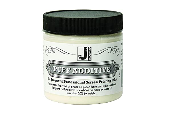 Screen Printing Puff Additive 4oz-