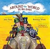 Around the World in 80 Days: A Modern Retelling