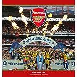 Arsenal アーセナル オフィシャル 2016 卓上 カレンダー