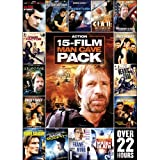Cover art for  15-Film Man Cave Action Pack V.1