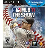 Mlb 11 the Show (Move Compatible)by Sony Computer Entertainme