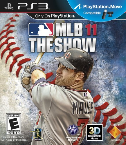 MLB 11 The Show on PS3