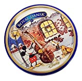Royal Dansk Butter & Chocolate Chip Cookies 9oz Tin - Disney Mickey Mouse 2014 Ltd Edition (1932 Mickey's Good Deed) by Royal Dansk