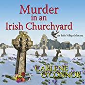 Murder in an Irish Churchyard   [Carlene O'Connor]