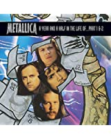 Year & A Half in the Life of Metallica Part 1 & 2 [DVD] [Import]