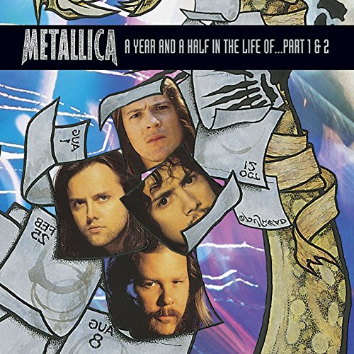 Year & A Half in the Life of Metallica Part 1 & 2 [Edizione: Francia]