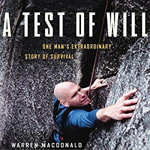 A Test of Will Audiobook