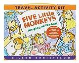 Five Little Monkeys Travel Activity Kit (A Five Little Monkeys Story) (0547258798) by Christelow, Eileen