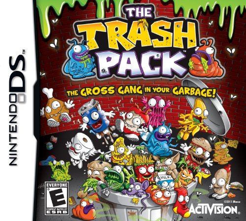 The Trash Pack - Nintendo DS - 1