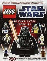 L'album des autocollants de la force Star Wars, Lego : Rejoins le côté obscur !