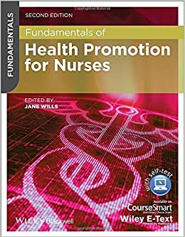 nurses role in health promotion essay