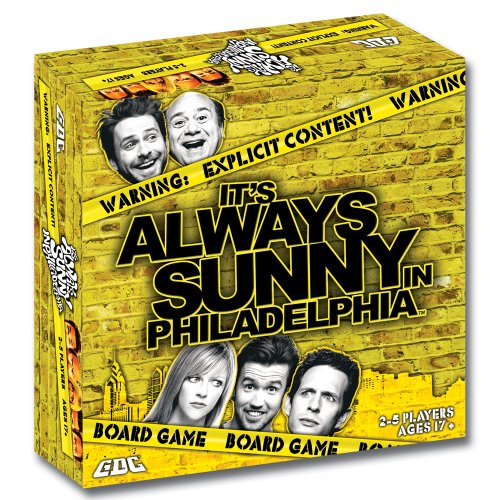 It's Always Sunny in Philadelphia Board Game - 1
