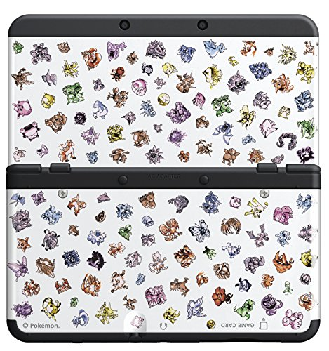 New-Nintendo-3DS-Coverplate-031-Classic-Pokemon