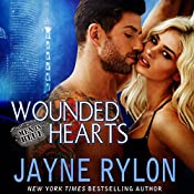 Wounded Hearts: Men in Blue, Book 5 | Jayne Rylon