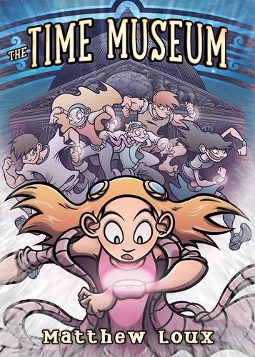 Book Cover: The Time Museum