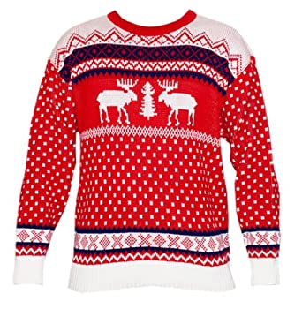Knitting Patterns For Novelty Christmas Jumpers : FREE NOVELTY CHRISTMAS JUMPER KNITTING PATTERNS - VERY SIMPLE FREE KNITTING P...