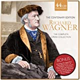 The Complete Opera Collection by Richard Wagner [43 CD]