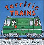 Terrific Trains (Amazing Machines) (1580482074) by Mitton, Tony