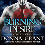 img - for Burning Desire: Dark Kings, Book 3 book / textbook / text book
