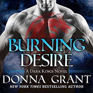 Burning Desire Audiobook