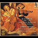 La Folia - Oeuvres de Corelli, Marais, Ortiz...