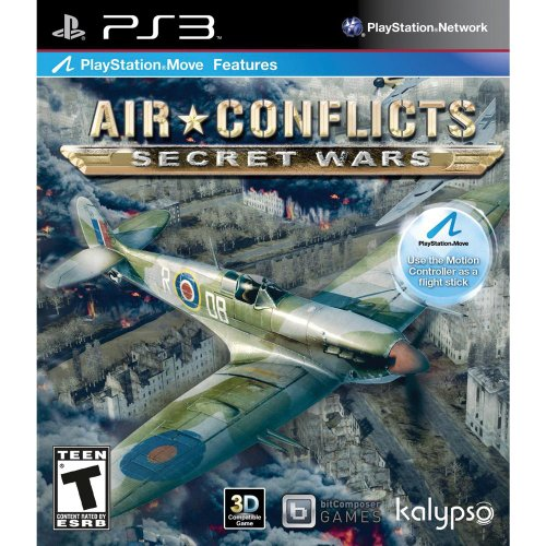 Air Conflicts: Secret Wars – PlayStation 3
