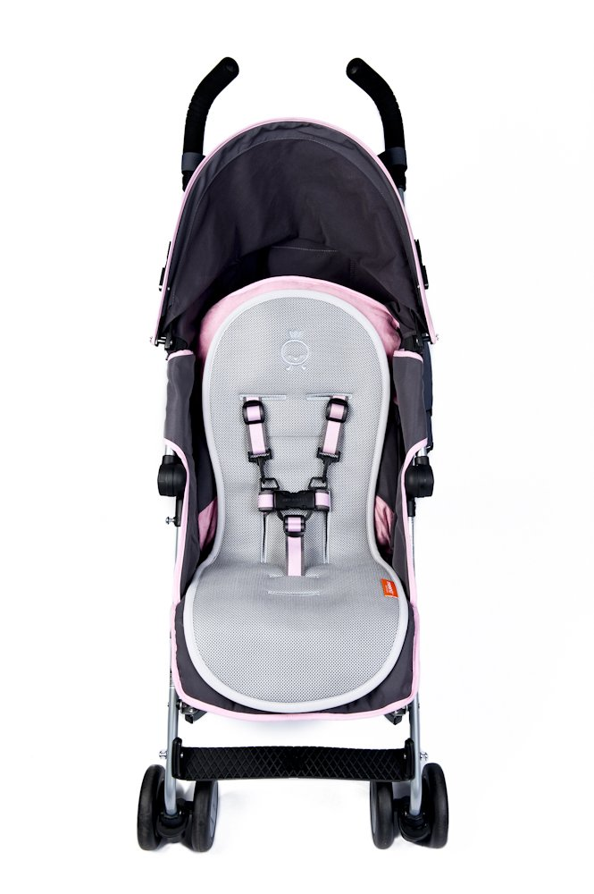 meeno baby cool me seat liner stroller silver ebay. Black Bedroom Furniture Sets. Home Design Ideas