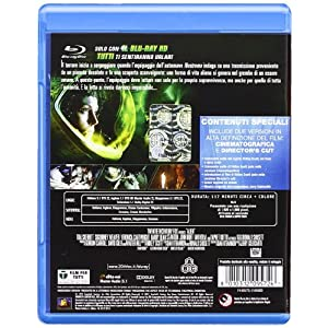 Alien [Blu-ray] [Import italien]