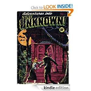 Adventures into the Unknown: The Living Ghost and other stories