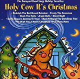 Holy Cow It's Christmas (CD) ~ Barnyard Band Sings Holiday (A... Cover Art