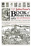 img - for Facsimile of Foxe's Book of Martyrs, 1583: Actes and Monuments of Matters Most Speciall and Memorable: Version 1.0 on CD-ROM Single User Version book / textbook / text book