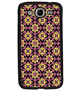 PrintDhaba Pattern D-5242 Back Case Cover for SAMSUNG GALAXY MEGA 5.8 (Multi-Coloured)