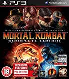 Mortal Kombat - Game of The Year Edition (PS3) [PlayStation 3] - Game