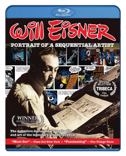 Will Eisner: Portrait of a Sequential Artist (2010), documentary