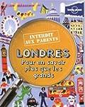 Londres Interdit aux parents - 3ed