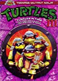 Teenage Mutant Ninja Turtles III: Turtles in Time / Les Tortues Ninjas 3 : Tortues dans le temps (Bilingual)